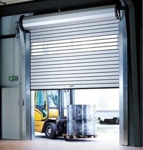 Instalación de puertas enrollables en Valencia