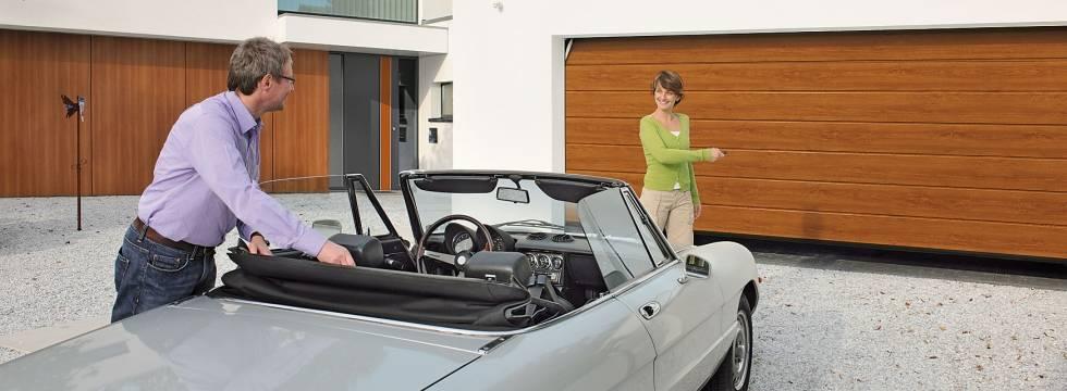 Automatismos para puertas de garaje en Valencia