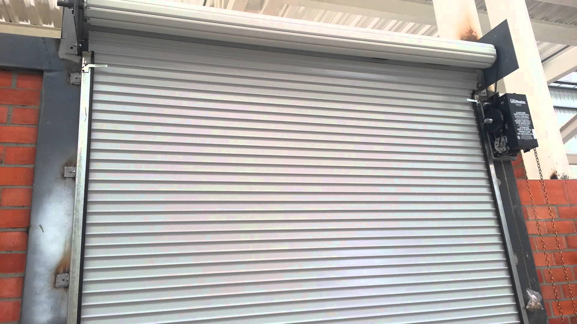 Puertas enrollables en valencia de gran calidad - Puertas automaticas garaje precios ...
