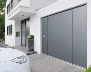 Puertas de garaje seccionales en Valencia