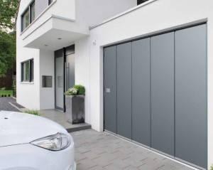 Venta de puertas de garaje seccionales en Valencia