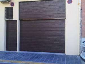 Reparación de puertas de garaje en Valencia