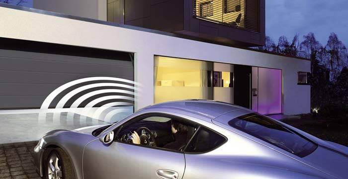 Motores de puertas de garaje en Valencia