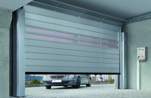 Puertas de garaje autom ticas en valencia sant salvador - Precios puertas de garaje automaticas ...