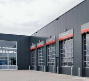 Puertas industriales Valencia