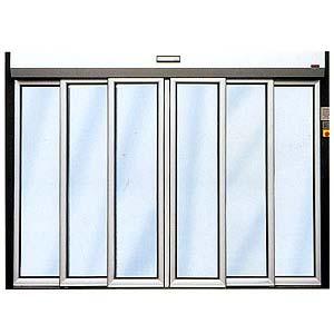 Puertas automáticas cristal en Valencia