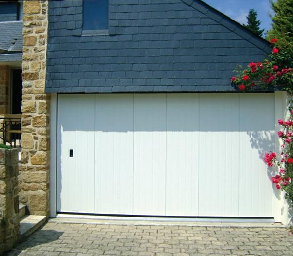 Precio puertas garaje simple puerta seccional industrial - Precio puertas de garaje ...