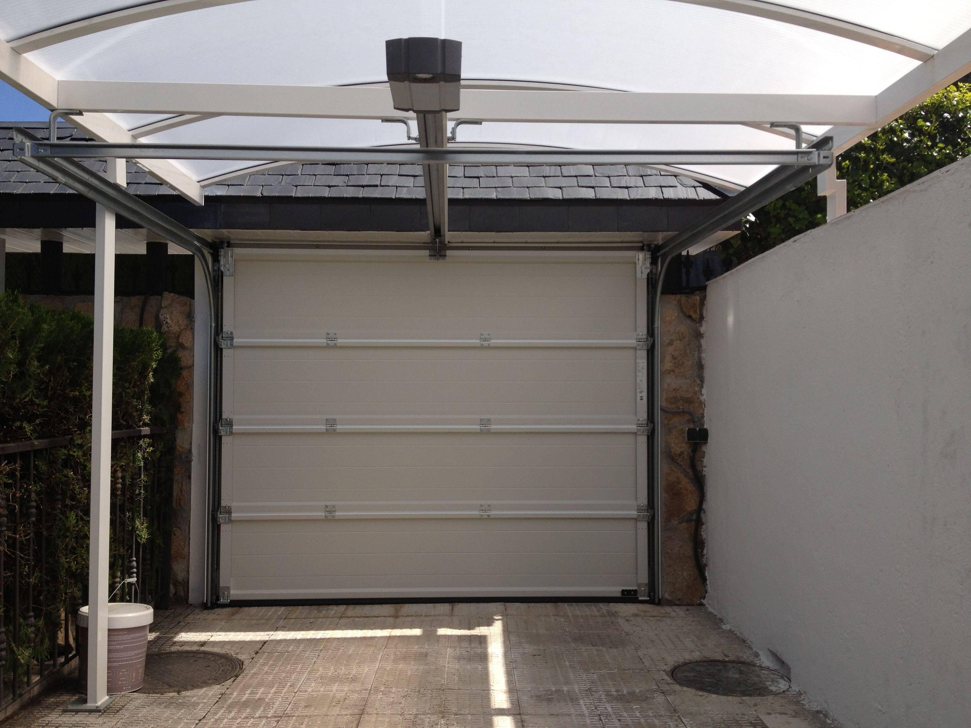 Precio puertas de garaje valencia santiago salvador - Puertas automaticas garaje precios ...
