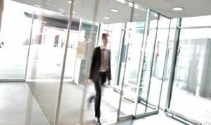 Instalacion de puertas automaticas de cristal Valencia - Empresa profesional