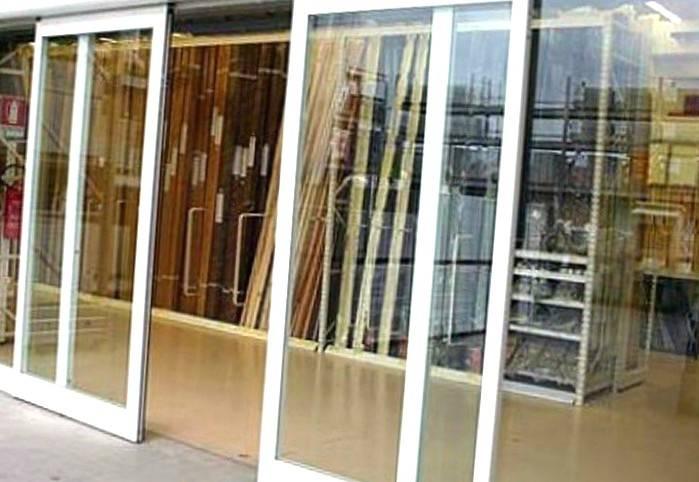 Instalacion de puertas automaticas de cristal Valencia - Servicios de calidad