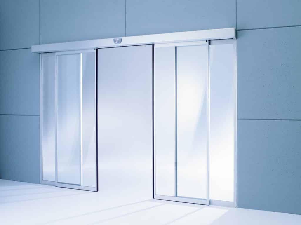 Empresa de puertas automáticas de cristal
