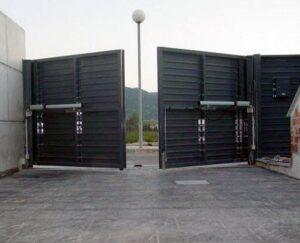Empresa de montaje de puertas automáticas Valencia